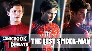 Who is the best Spider-Man?   Spider-Man Suits Ranked