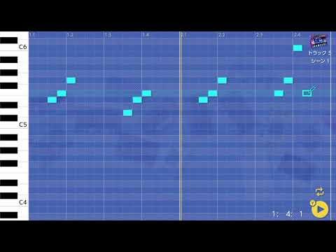 画像2: 04 19 もう1音入れる バレッドプレス KORG Gadget for Nintendo Switch講座 www.youtube.com