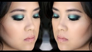 """Green Envy"" Smokey Eye Tutorial Thumbnail"