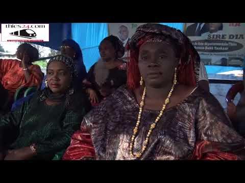 Siré Dia DG Poste remobilise ses troupes 28-10-2017
