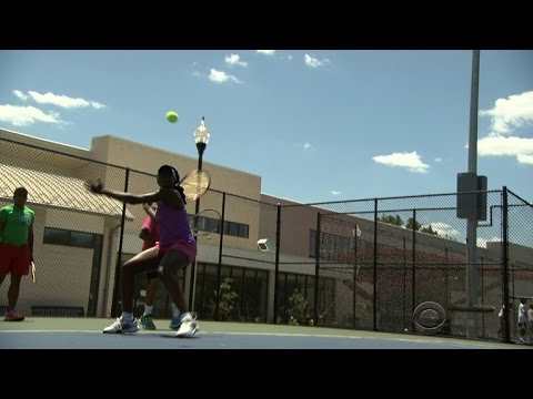 American Tennis Confronts Its Lack Of Diversity