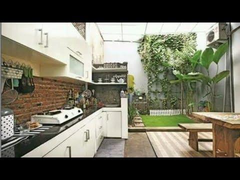 20 Gambar Desain Dapur Terbuka Di Halaman Belakang Terbaru Youtube