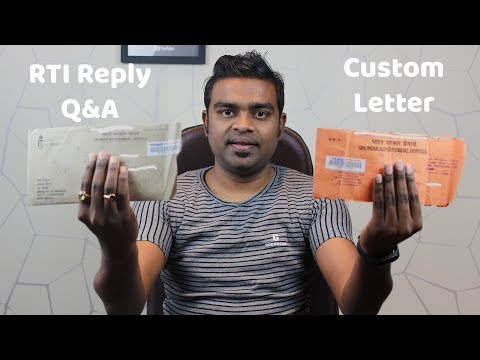 How To Buy A Product From China Without Custom Duty | RTI Reply Q&A | Duty Free Trick In India 🔥🔥