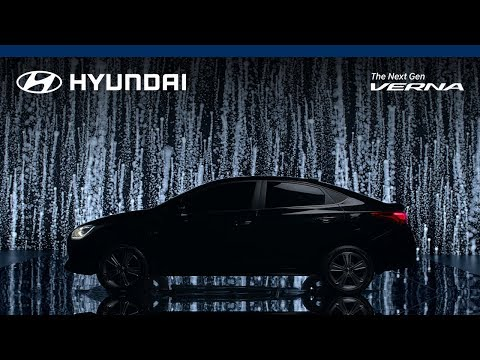 Hyundai | The Next Gen Verna | Bookings Open
