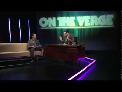 On The Verge - Matias Duarte - On The Verge, Episode 001
