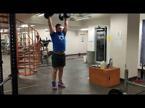 Sig Klein DB Clean and Press Challenge - Attempt #4