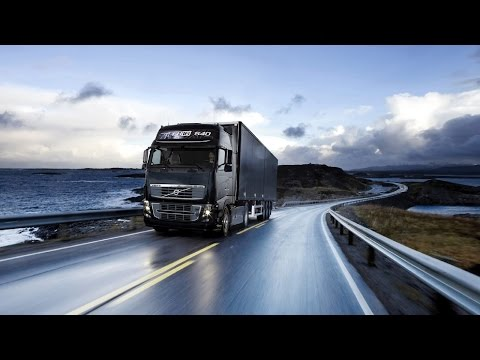 Truckers in Europe (Romanian subtitles)