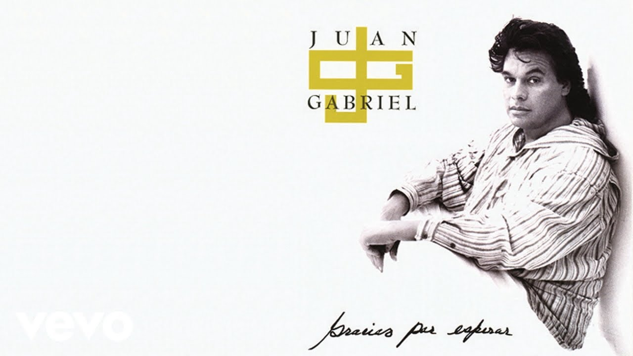 Juan Gabriel - Lentamente (Cover Audio)