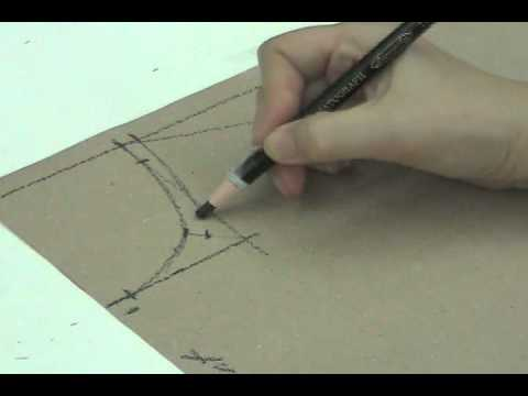 Easy PATTERN MAKING OF A BASIC DRESS WITH WAISTLINE Lesson 2-14 ...