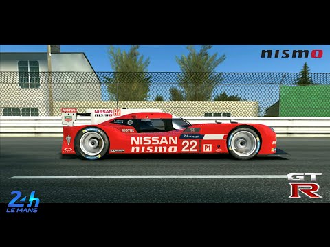 Real Racing 3 | 2015 Nissan GT-R LM Nismo Test