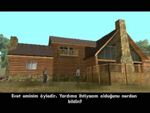 GTA San Andreas Remastered - Mission #58 - Amphibious Assault (Xbox 360 / PS3)