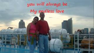endless love - Diana ross and Lionel Richie with lyrics