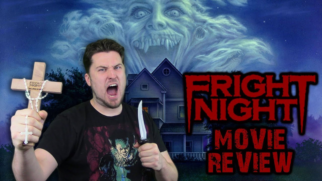 fright night   review youtube