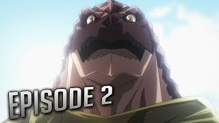 Overlord Season 2 Episode 2 Anime Review - Introducing The Lizardmen