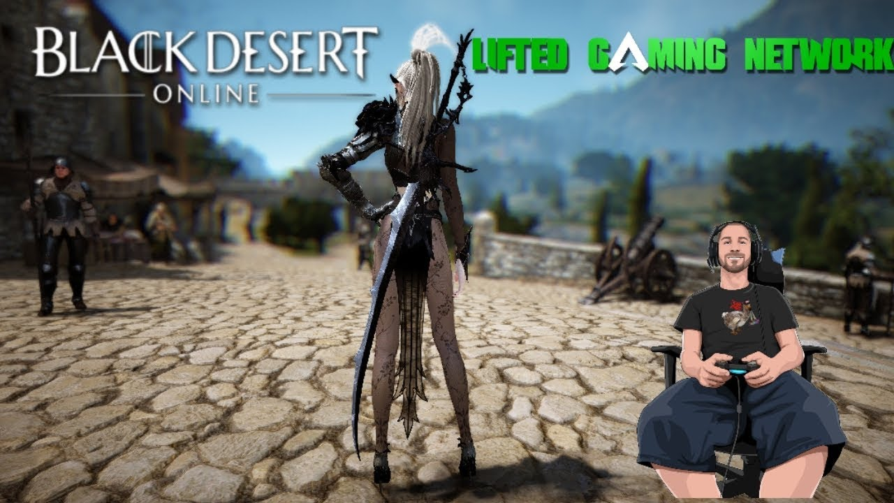 BDO-Black Desert Online PS4 New Update Musa Gameplay Come Join The Guild 24  hours?