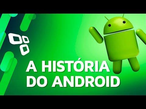 A história do Android - TecMundo