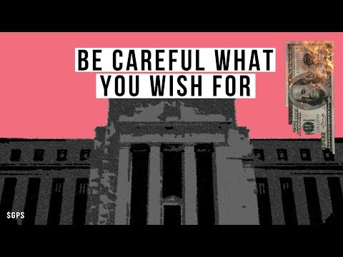 The Central Banks Will Rule the World