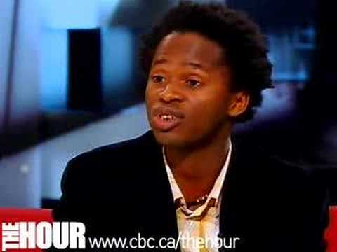 Ishmael Beah -- Child Soldier