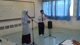 Poetry Recitation on Save Our Earth