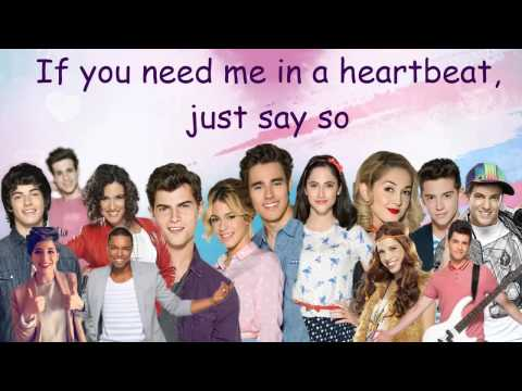 Violetta - Friends 'till the End (Lyrics-Letra)