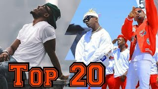 Top 20 most viewed Bongo flava music video
