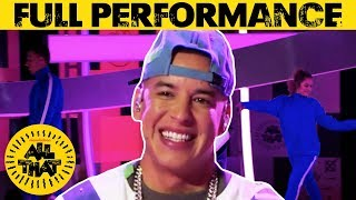 Daddy Yankee Performs 'Con Calma' 🎶 All That | #MusicMonday Video