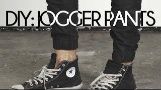 DIY: Jogger Pants! Thumbnail