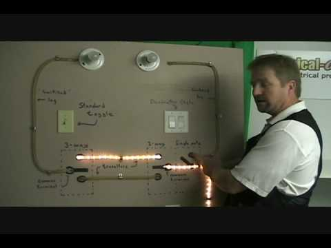 how to wire a single pole switch diagram ford focus understanding and 3 way switches youtube
