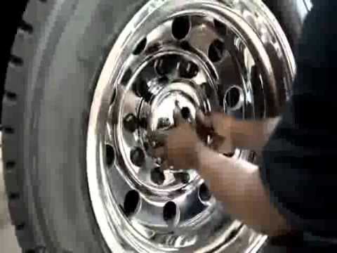 American Force Wheels, Installation Video Black Ford f350 ...