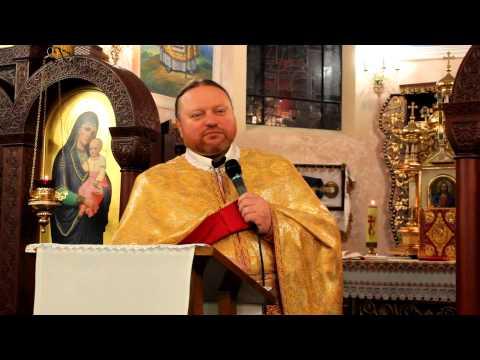 Отець Корнилій Яремак, ЧСВВ про значення сім'ї (ЧастинаI)