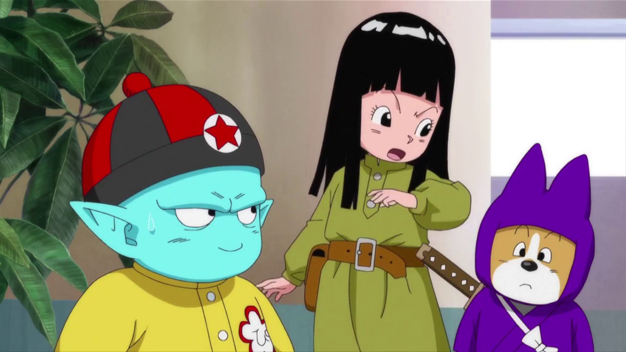 The Reason Why Pilaf Mai And Shu Were Kids In Battle Of Gods And Resurrection F Youtube Was cannon because of the garlic jr. the reason why pilaf mai and shu were kids in battle of gods and resurrection f