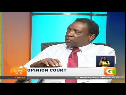 Opinion Court: Can NASA survive without Kalonzo Musyoka?