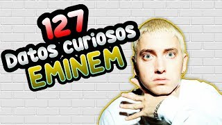 127 CURIOSIDADES de EMINEM de TODOS sus ALBUMS