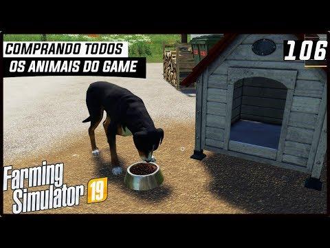 COMPREI TODOS OS ANIMAIS DO JOGO! | FARMING SIMULATOR 19 #106 [PT-BR] thumbnail
