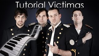 Tan Bionica - Victimas [Tutorial Piano] | Synthesia