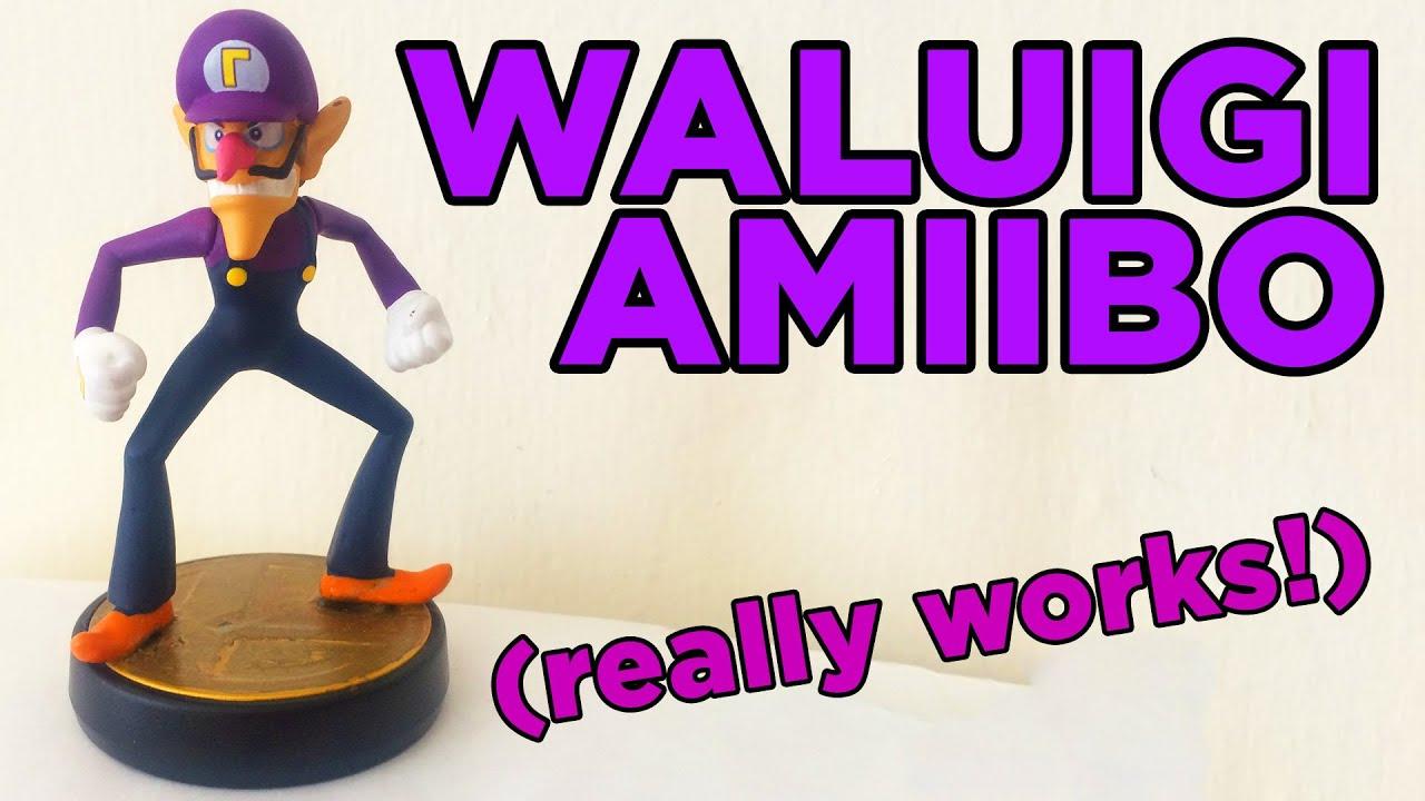 My WORKING Waluigi Ami...