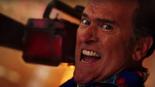 ASH VS. EVIL DEAD Season 2 Red Band Trailer (HD) Bruce Campbell Horror Comedy