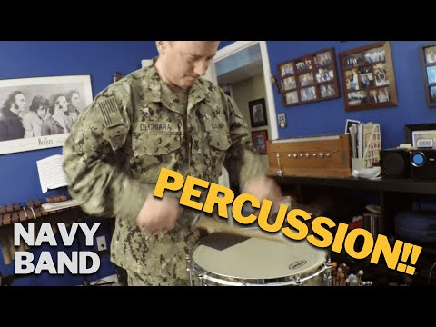 Why You Should Choose Percussion!