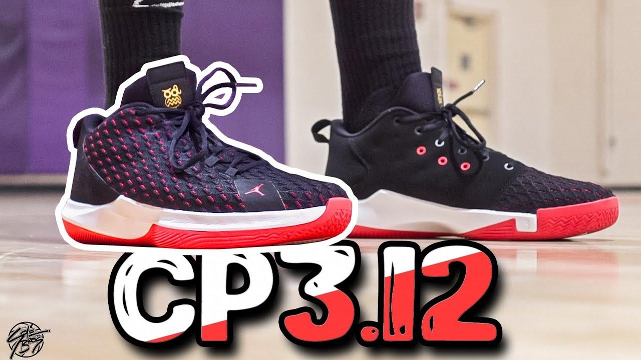 Jordan CP3.12 Performance Review! - YouTube