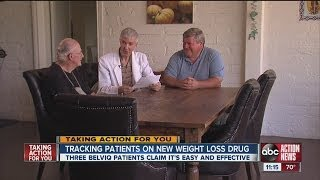 Patients on new diet drug, Belviq are losing weight fast