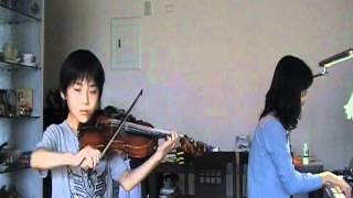 Seitz Student Concerto 2 for viola by Joshua Liang 2012