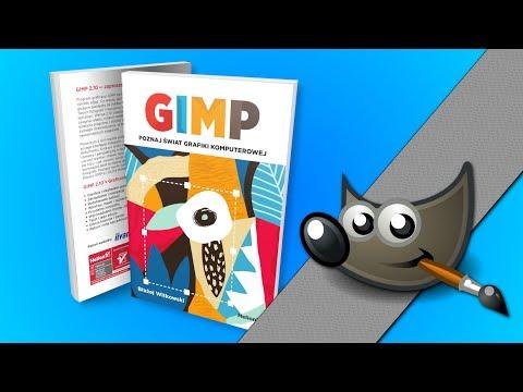 Jak zrobić wizualizację książki? Gimp poradnik thumbnail