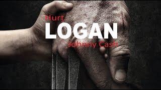 Hurt (Johnny Cash) - Боль (OST Logan Wolverine 3) [русский перевод]