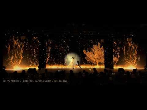 Interactive Dance by Dolee 3D - Imperia Garden Vietnam