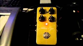 TC Electronic Alter Ego Delay - review (sounds)