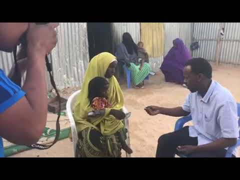 Charity fund for Somalia 2017