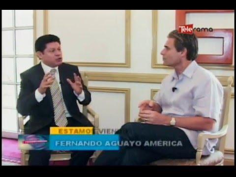 Fernando Aguayo América 10-04-2016