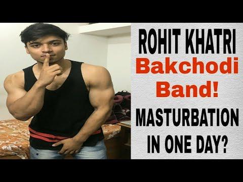 ROHIT KHATRI - Stop Masturbation Seriously?