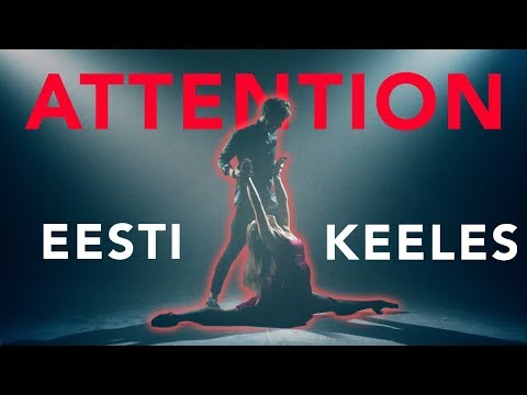 ATTENTION - Charlie Puth // Jaagup Tuisk [EESTI KEELES]