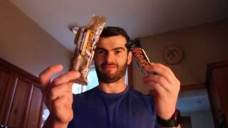 Grenade 'Carb Killa' Vs. Mars Protein Bar